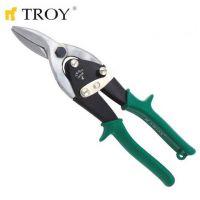 Ножица за ламарина TROY T 21102 / 245 мм., лява /