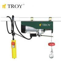 Електрическа лебедка TROY T 19700 / 1000W, 250-500 кг. /