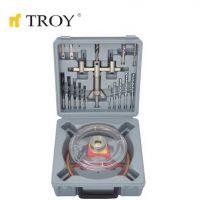 Апарат за отвори TROY T 27491 / Ф 30 - 120 мм. /
