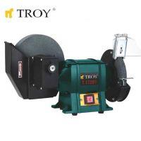 Шмиргел за сухо и мокро шмиргелене TROY T 17201 / 400W, Ф 200х40х20 мм. /
