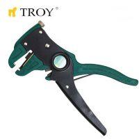 Автоматични клещи за оголване на кабели TROY T 24007 / 0,5 - 6 кв.мм. /