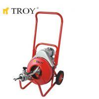 Електрически чистач на канали TROY T 48001 / 250W /