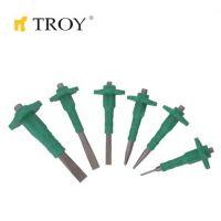 Комплект секачи и шила TROY T 27052 / 5 части /