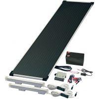 Соларен фотоволтаичен панел Hugo Brennenstuhl SES P1207 12Wp 12V 7Ah