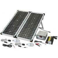 Соларен фотоволтаичен панел Hugo Brennenstuhl SES P4033 40Wp 3/6/12/230 (150W)