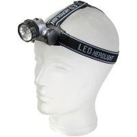 Фенер за глава (челник) Hugo Brennenstuhl HL 10 LEDx10бр. 3бр. батерии ААА
