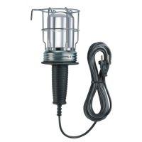 Подвижна лампа с метална предпазна решетка Hugo Brennenstuhl 60W 10m.