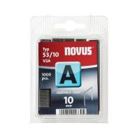 Кламери NOVUS тип 53/V2A /11,3 х 10 мм./