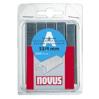 Кламери NOVUS тип 53 /4 мм./