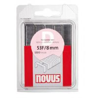 Кламери NOVUS тип 53F /6 х 11,3 мм./