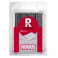 Кламери NOVUS тип 50 /14 х 12,5 мм., 960 бр./