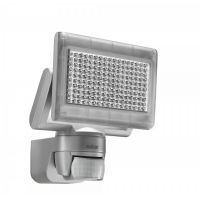 Прожектор светодиоден със сензор Steinel XLED Home 3 /сребрист, 18W/