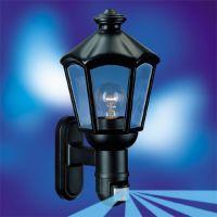Лампа със сензор Steinel L 562 S /черна, 60W/