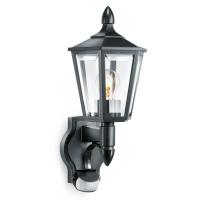 Лампа със сензор Steinel L 15, 60 W, черна
