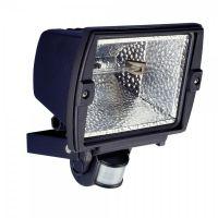 Прожектор халогенен със сензор Steinel HS 5140 /500W, черен/