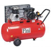 Монофазен бутален компресор Fini MK 103-150-3M /150л., 2.2kW, 10 bar/