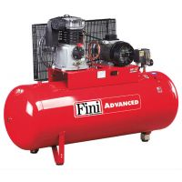 Трифазен бутален компресор Fini MK113-200-4 /200л., 3 KW, 10 bar/