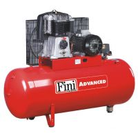 Трифазен бутален компресор Fini BK119-270-7.5  /270л., 5.5 KW, 10 bar/