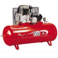 Трифазен компресор Fini BK120-500F-10 /500л., 7,5KW, 10bar/