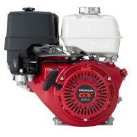 Двигател бензинов HONDA GX390UT2-SM-D3-OH /390 куб.см., хоризонтален вал/