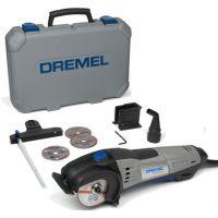 Трион циркулярен DREMEL DSM20 /710w, Ф 77 мм./