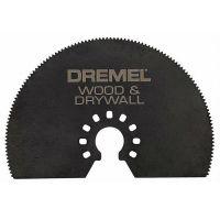 Нож за мултифункционален инструмент Dremel MM450 /Ф 75х0.5 мм./