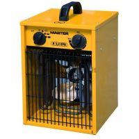 Електрически калорифер с вентилатор Master B 3,3 EPB  /3.3 Kw/