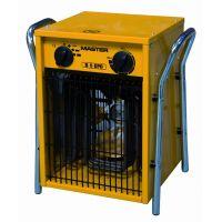 Електрически калорифер с вентилатор Master B 5 EPB  /трифазен, 5  Kw/