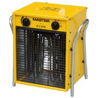 Електрически калорифер с вентилатор Master B 9 EPB  /трифазен,  9 Kw/