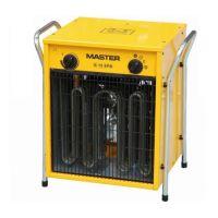 Електрически калорифер с вентилатор Master B 15 EPB /трифазен, 15 Kw/