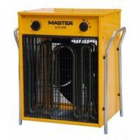 Електрически калорифер с вентилатор Master B 22 EPB /трифазен,  22 kw/