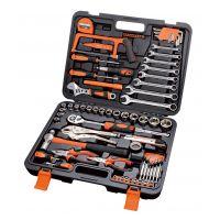 Комплект ръчни инструменти в куфар 78 части Bolter XG54283 CR.V.
