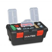 Кутия за инструменти с органайзер Bolter пластмасова, 16''