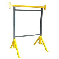 Строително скеле с въртящи крака DJODI TRADE, 108 x 118 x 63.4 см