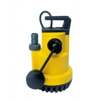Преносима потопяема помпа за дренаж на чиста вода ESPA Vigila 200MA / 250 W , воден стълб 5,6 m / монофазен, автоматичен ел. двигател