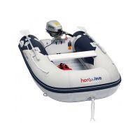 Надуваема лодка с алуминиево дъно HONDA T25 AE2