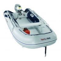 Надуваема  лодка с алуминиево дъно HONDA T30 AE2