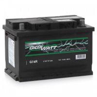 Акумулатор Bosch Gigawatt 74 Ah 680 А