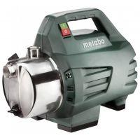 Градинска помпа Metabo P 4500 INOX / 1300W /