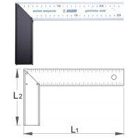 Прав ъгъл - 1263 Unior / 500x210 mm /