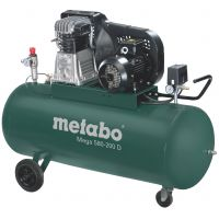 Компресор Metabo  MEGA 580-200 D   400 V / 11 bar /