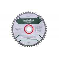 Диск за циркуляр Metabo HW/CT 254x30, 48 WZ 5