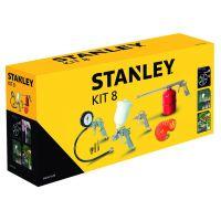 Комплект аксесоари за компресор STANLEY 9045671, 8 части