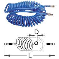 Маркуч спирален за въздух - 1505 Unior 6.5-10 mm