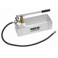 Помпа за изпитване на налягане REMS Push INOX / 60 bar /