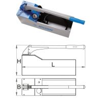 Тест помпа за налягане  - 375/6 Unior 50 bar.