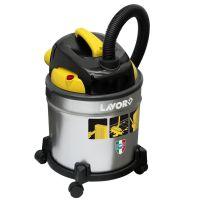 Прахосмукачка за сухо и мокро почистване Lavor Vac 20 S / 1200 W, 180 mbar /