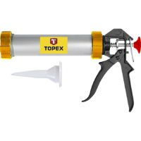 Пистолет за полиуретанов уплътнител Topex 600 mm