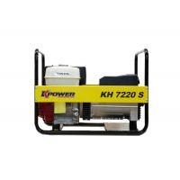 Бензинов синхронен трифазен заваръчен електрогенератор Kpower KH 7220S, 7,5 kW