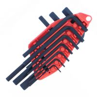 Ключ шестограм Г-образен комплекткт Stanley 1.5-6 mm